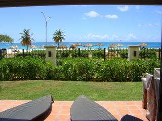 Ocean Extravaganza Three-bedroom condo - E121 - Eagle Beach vacation rentals