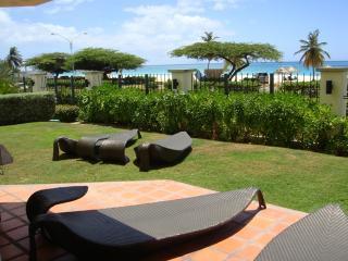 Ocean Extravaganza Two-bedroom condo - E121-2 - Eagle Beach vacation rentals