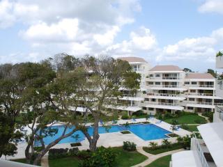 Apt 502, The Condominiums at Palm Beach, Christ Church, Barbados - Beachfront - Black Rock vacation rentals