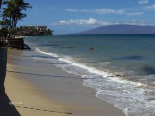 Ocean front condo on a sandy beach in West Maui - Lahaina vacation rentals