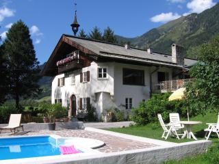 Land house with pool has apartments with 1 ore 4 bedrooms. - Bad Hofgastein vacation rentals