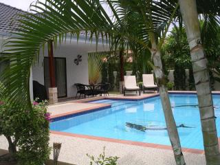 Mountain beach, 2 Bedroom private villa and pool. - Pran Buri vacation rentals