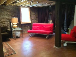 Uptown Garden Loft - New Hope vacation rentals