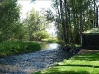 fifty feet from the back door - A Montana Island Home - Bozeman - rentals