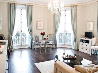 Vacation Rental with Balcony and free Wifi in Central Paris - Paris vacation rentals