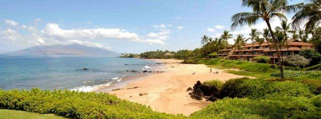 Beach fronting Makena Surf - Makena Surf Resort - 3-BR Beachfront Wailea Condos - Wailea - rentals