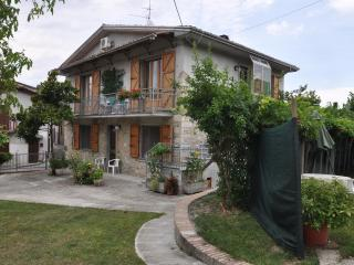 Stone farmhouse in Emilia foodcapital of Italy - Vigoleno vacation rentals