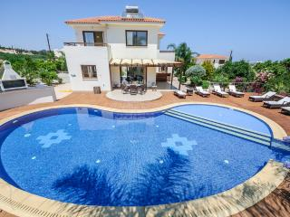 Oceanview Villa 031 - with large overflow pool - Protaras vacation rentals
