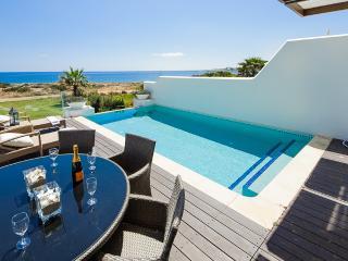 Oceanview Villa 063 - 5 bed sea front property - Protaras vacation rentals