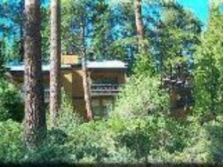 Tahoe City Townhouse - Tahoe City vacation rentals