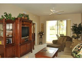 Living Room - Luxury Naples Golf Condo - #1 ranked - $3300/month - Naples - rentals