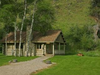 Aspen Cabin at Rye Creek Lodge - Darby vacation rentals
