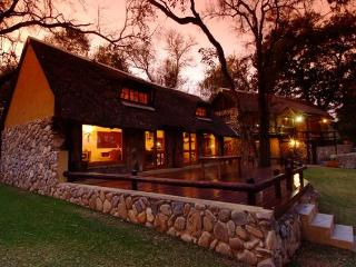 Indlovu River Lodge, Shawu Chalet - Hoedspruit vacation rentals