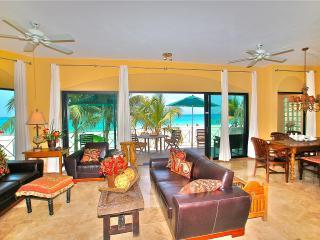 True Beachfront Condo/Luna  D1/Susan Mattingly - Playa del Carmen vacation rentals
