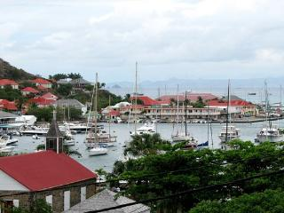 Villa located in the prestigious Colony Club with a harbor view WV JPV - Gustavia vacation rentals