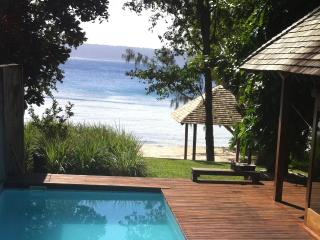 Kooyu Villas - Relaxed Luxe Beachfront Pool Villas - Vanuatu vacation rentals