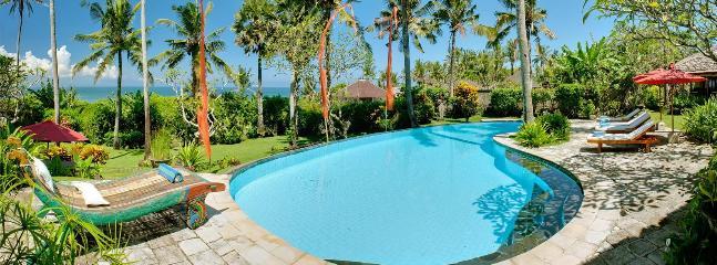 Villa Mandala, 3BR, Private Pool, Seseh Beach Bali - Image 1 - Canggu - rentals