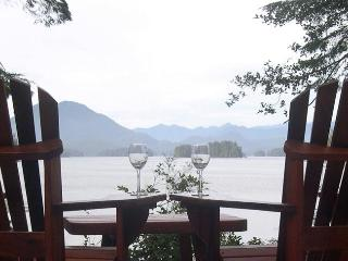 Tofino Chalet Main House (3 bedrooms) & Suite (2 bedrooms) - Tofino vacation rentals