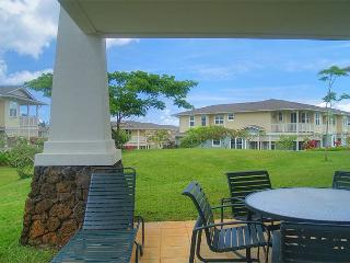 Plantation 1112: Spacious,  elegant, air-conditioned, pool + fitness center - Princeville vacation rentals
