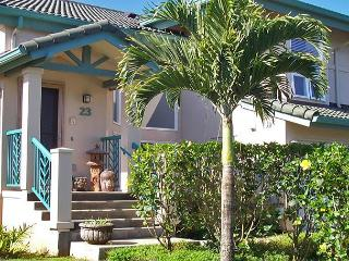 Villas on the Prince 23: upscale, a/c, walk to shopping and Anini Beach - Princeville vacation rentals