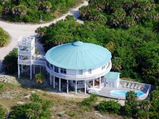 Ocean Views, Luxury 5 Bedrooms, Huge Pool - Captiva Island vacation rentals