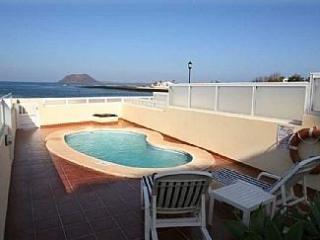 Beachfront Villa in Corralejo, Fuerteventura - Fuerteventura vacation rentals