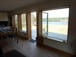 Overlooking the river in Älvdalen, Dalarna - Swedish Lakeland vacation rentals