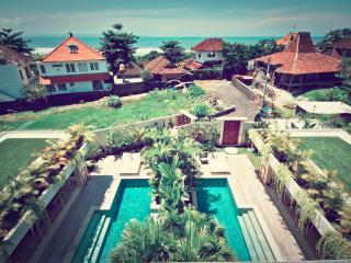 Pantai Indah Villas - 4 Bedroom Villa by the Beach - Canggu vacation rentals