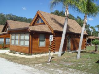 Lake Okeechobee Log Cabin - Okeechobee vacation rentals
