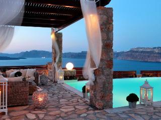 5 bedroom luxury villa with private pool - Santorini vacation rentals