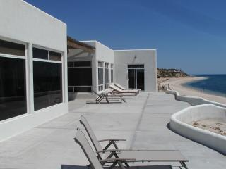 Glass Beachfront 3 or 4 bedroom or 1 ask pool/gym - La Ventana vacation rentals