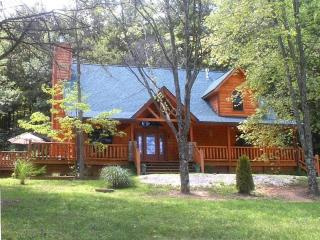 Adventurewood Log Cabin - Bloomington vacation rentals