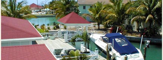 Villa Gatzby South Finger, Jolly Harbour - Image 1 - Jolly Harbour - rentals