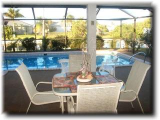 Cape Escape Waterfront Villa w/Pool- Cape Coral FL - Cape Coral vacation rentals