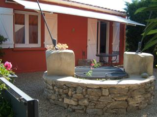 la cour au jasmin little holiday house near Carcassonne - Carcassonne vacation rentals