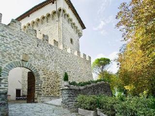 Amazing Castello Ducale is a restored and renovated castle surrounded by forest - Valtopina vacation rentals