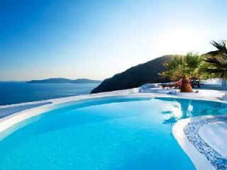 Majestic Volcano and Caldera Views at The Architect's Villa with Pool & Jacuzzi - Imerovigli vacation rentals