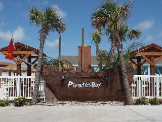 This is a fantastic brand new 2 bedroom 2 bath condo is tropical Pirates Bay! - Port Aransas vacation rentals