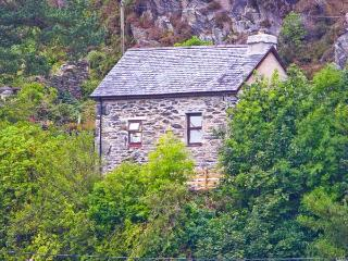 PENLLWYN, pet friendly, character holiday cottage, with open fire in Tanygrisiau, Ref 7254 - Rhydlydan vacation rentals