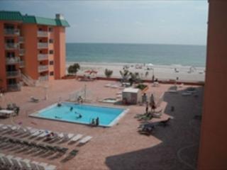 Beach Cottage Condominium 2406 - Indian Shores vacation rentals