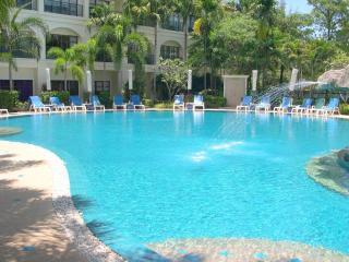 Beach Vacation Apartment 2-bed Ground Beach Resort - Phuket vacation rentals