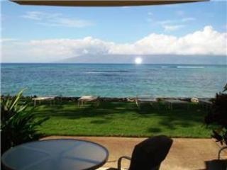 Kahana Reef #117 - Lahaina vacation rentals