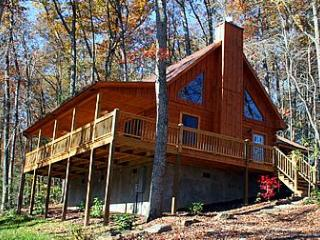 Back In The Woods Privacy - The Woodlands Cabin - Bryson City vacation rentals