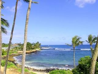 Prince Kuhio Condominiums, OCEAN VIEW, 1BR/1BA - Poipu vacation rentals