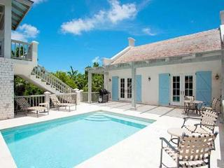 With beach access and a private pool, this villa is also adjacent to a 2-story gazebo, perfect for taking in the ocean views. TN - Grace Bay vacation rentals