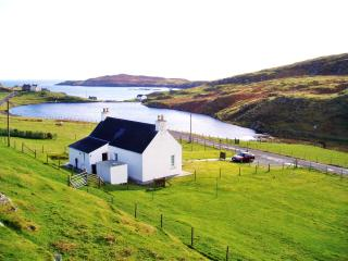 Harris White Cottage romantic break with sea views - The Hebrides vacation rentals