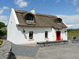 BALLYGLASS THATCHED COTTAGE, pet friendly, character holiday cottage, with a garden in Roscommon, County Roscommon, Ref 10139 - Strokestown vacation rentals