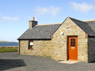 Buxa Farm Croft House in Orphir on the waterfront - Mainland vacation rentals