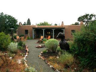 Casa Nova: Stunning adobe home and guest house - Cundiyo vacation rentals