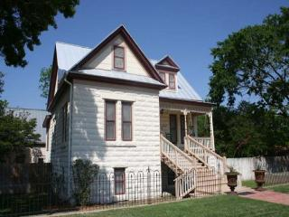 Baines House Bed and Breakfast - Downstairs Suite - Texas Hill Country vacation rentals